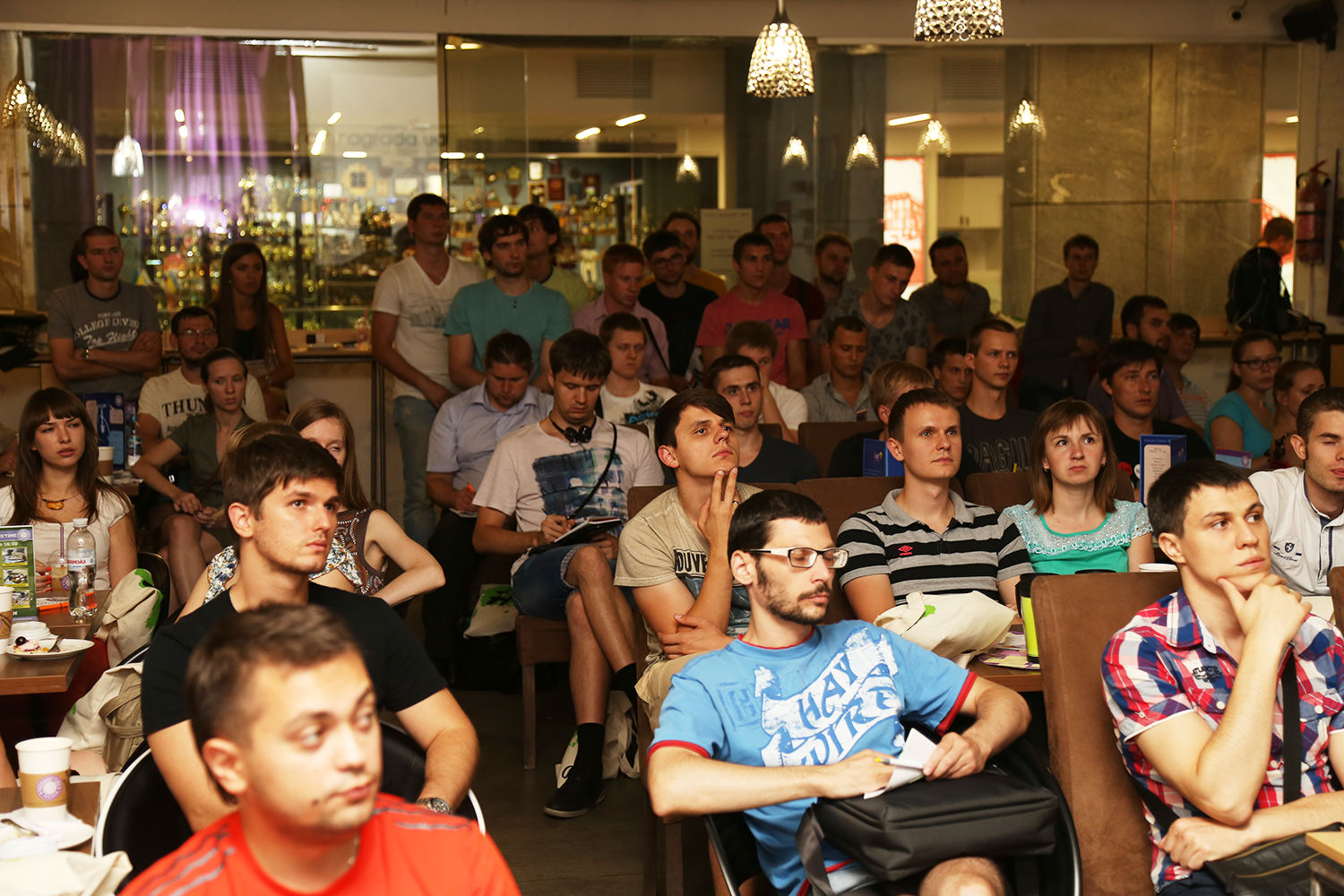LTS Logeek Night Ukraine