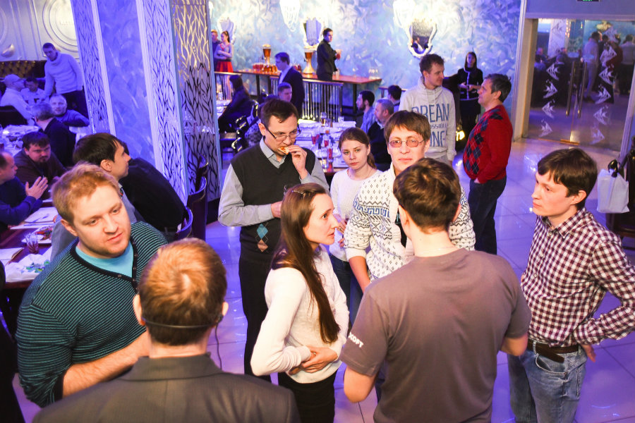 LoGeek Night, Omsk attendees