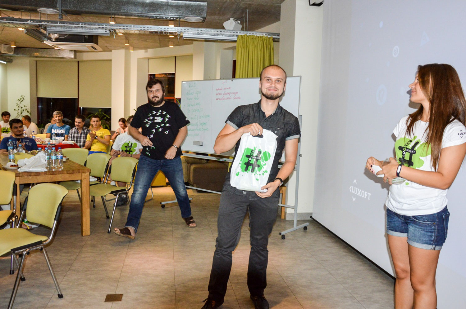 Logeek Night Odessa - July 2015 - 17