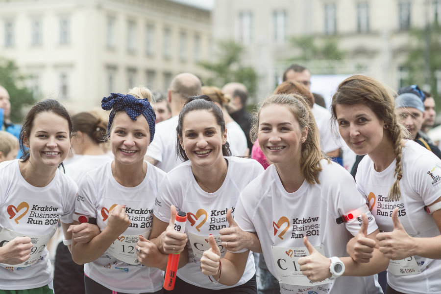 Krakow Business Run Luxoft Poland