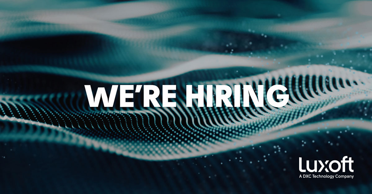 Job opportunities - Software developers | Luxoft Company
