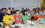 Logeek Night Odessa - July 2015 - 7 photo