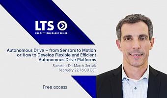 Luxoft Technology Series #38